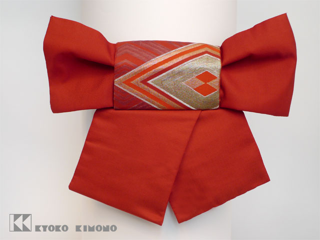 Japanese Red Bow S